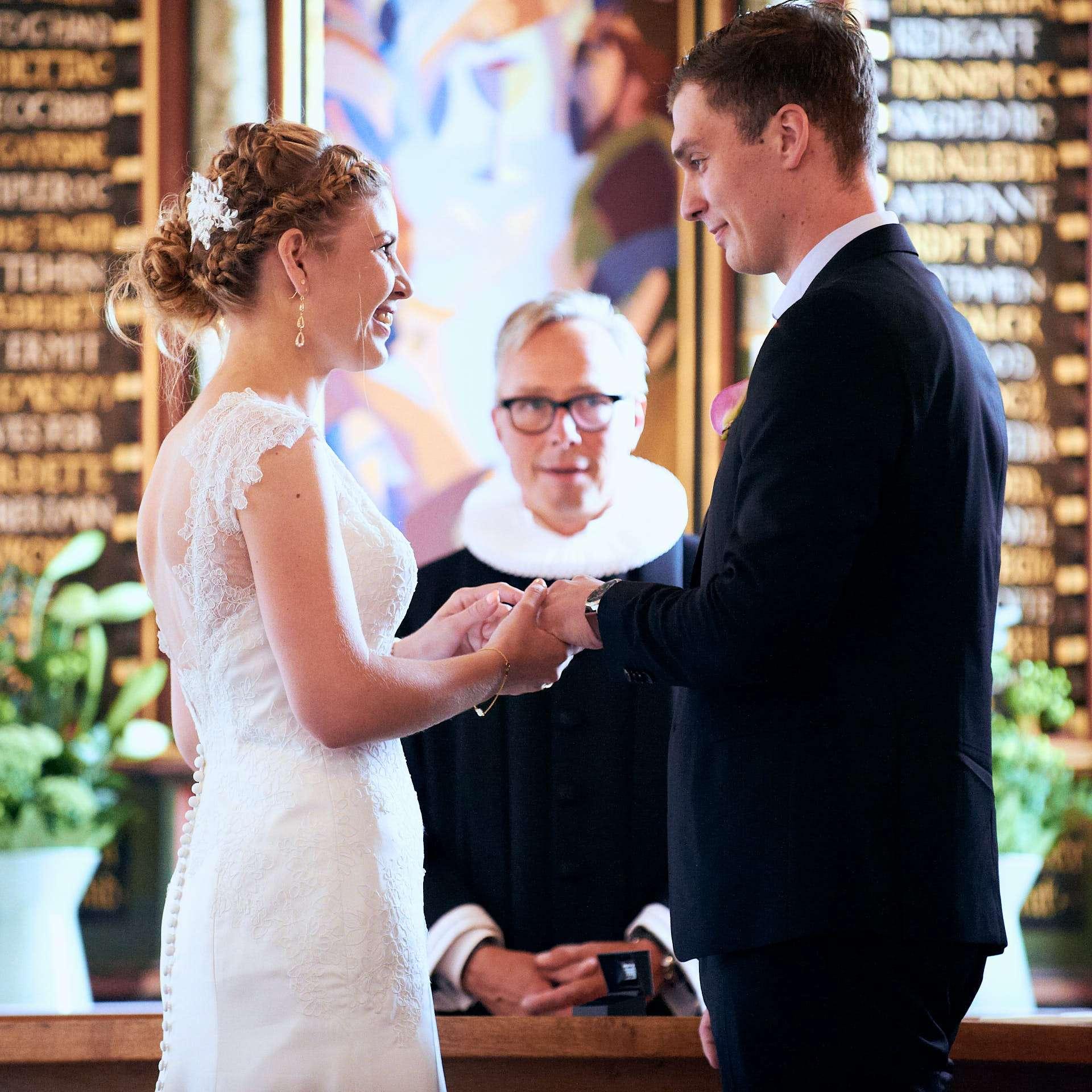 bryllup fotograf hasle