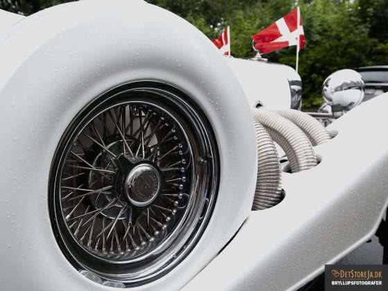 fotograf til bryllup bryllupsbillede reservehjul hvid mg