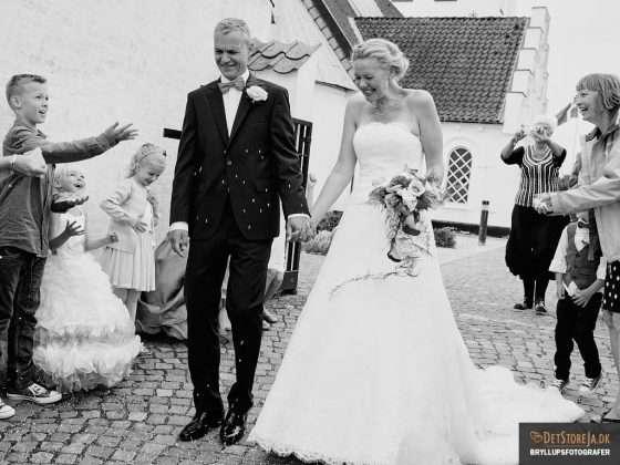 bryllupsfotograf riskast brudepar hvin