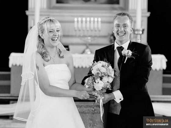bryllupsbillede sjov vielse