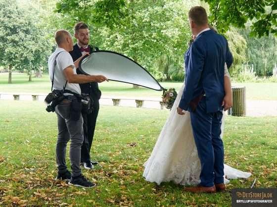 behind the scenes fotograf