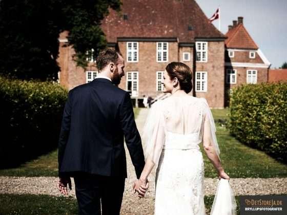 bryllupsfotograf haderslev gram slot