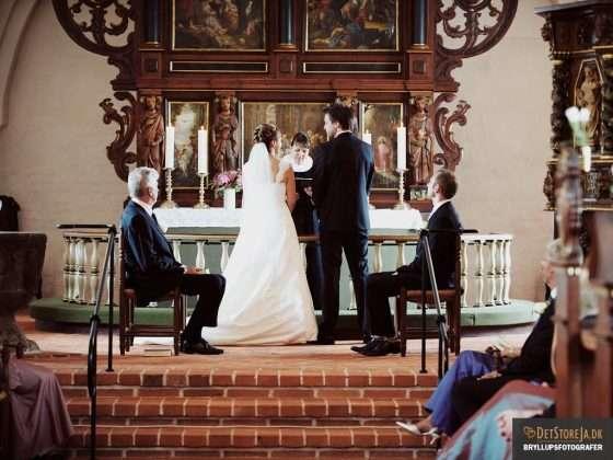 bryllupsfotograf haderslev vilstrup kirke