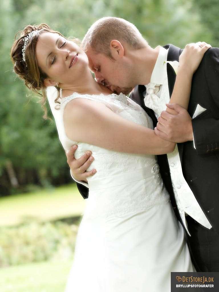 bryllupsfotograf horsens brudepar