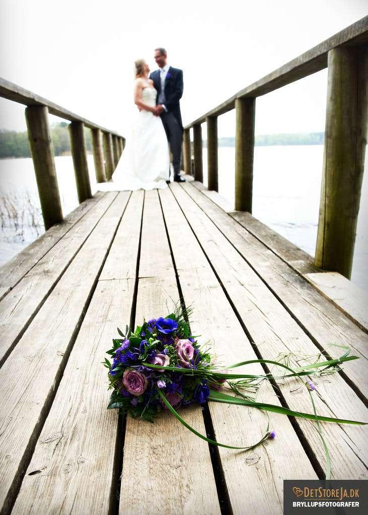bryllupsfotograf silkeborg vejlsoehus