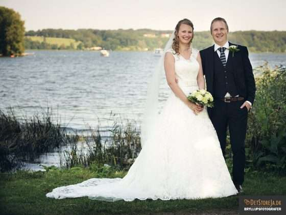bryllupsfotograf skanderborghus