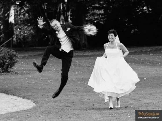 bryllupsfotograf trekantsomraadet hop