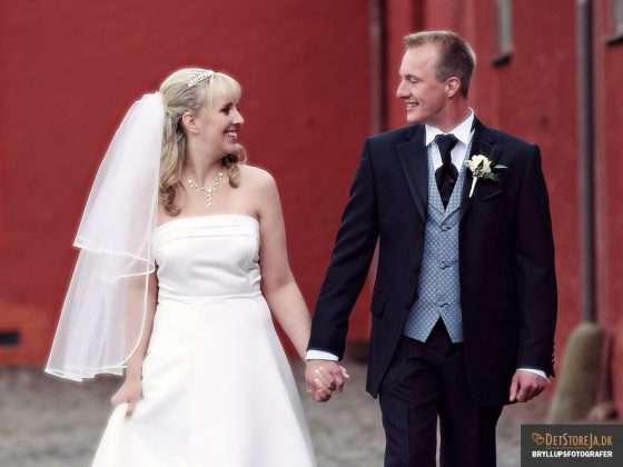 bryllupsfotograf trekantsomraadet koldinghus bryllupsbillede