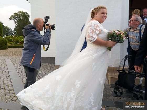 fotograf bryllup behind the scenes