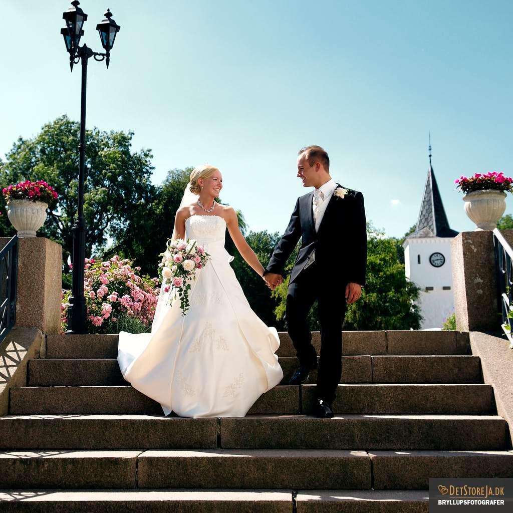 bryllupsfotograf middelfart fyn dallund slot