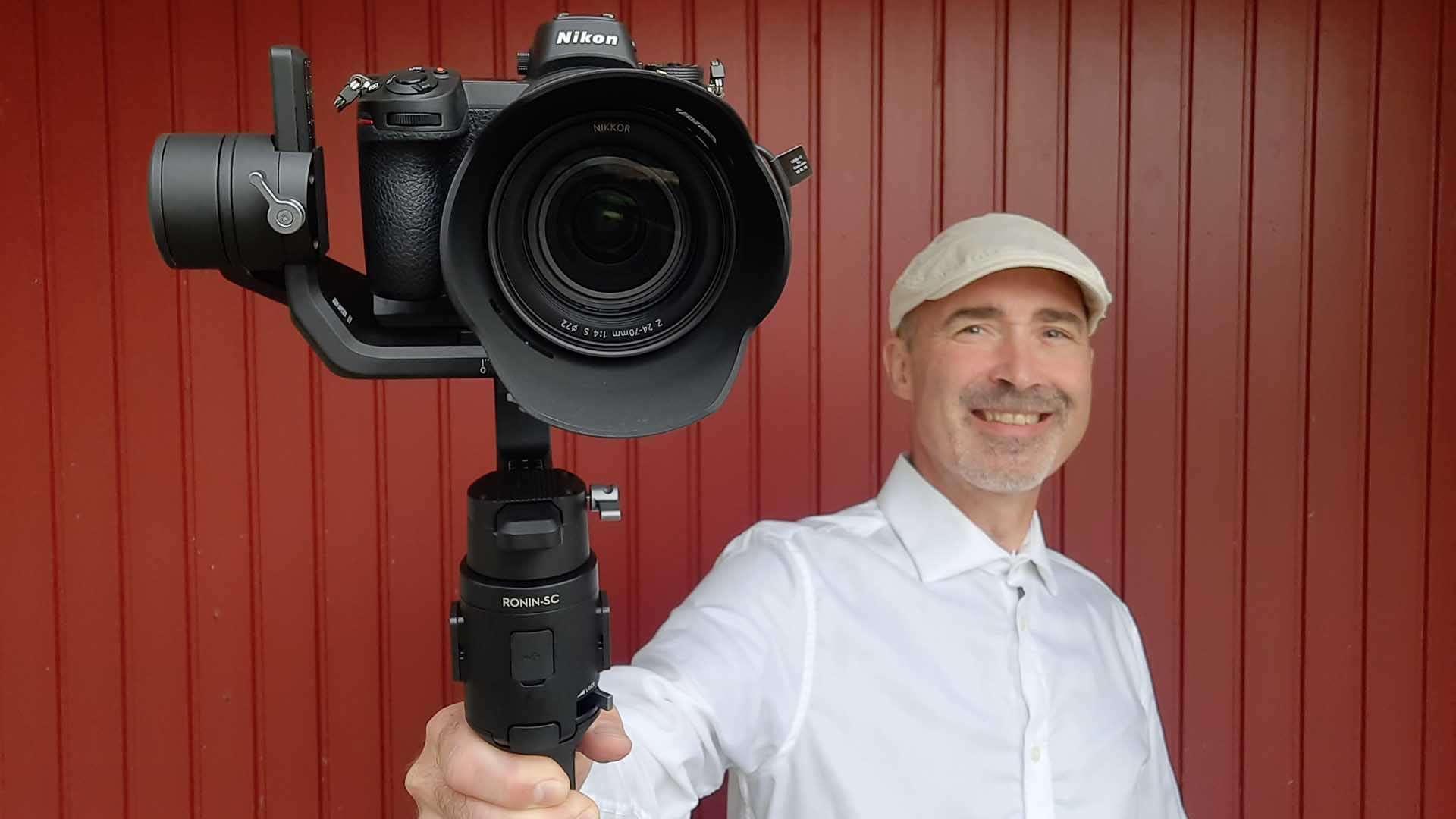 Mega opgradering på bryllupsvideo i 2021